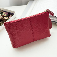 2017 PU leather handmade custom size logo color wholesale cosmetic bags, make up cosmetic case, cosmetic makeup suitcases