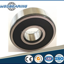China Supplier W6204-2RS1 Ball Bearing Capped Stainless Steel Deep Groove Ball Bearing