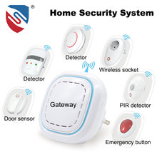 EAS Supermarket Wifi Home Wireless Security System