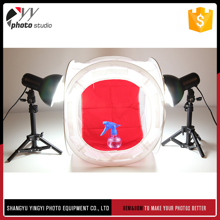 photographic equipment Factory directly provide photography shooting tent light box
