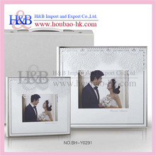 H&B Promotion Acrylic Personalized Wedding Albums