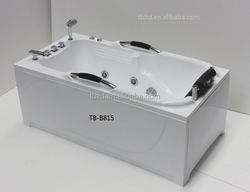 Best sale whirlpool tub, corner massage bathtub, 2 person indoor spa bath