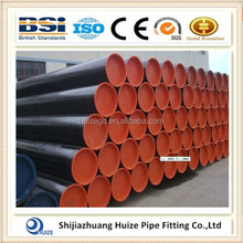 Carbon Steel Galvanized Pipe size/ASTM A53 EFW Carbon Steel Pipe