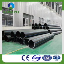 hdpe pipe hdpe raw materials pe100 black plastic water pipe roll