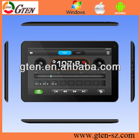 Hot SALE 7 inch Q88 Factory OEM Allwinner A13 cortex A8 7 inch tablet pc