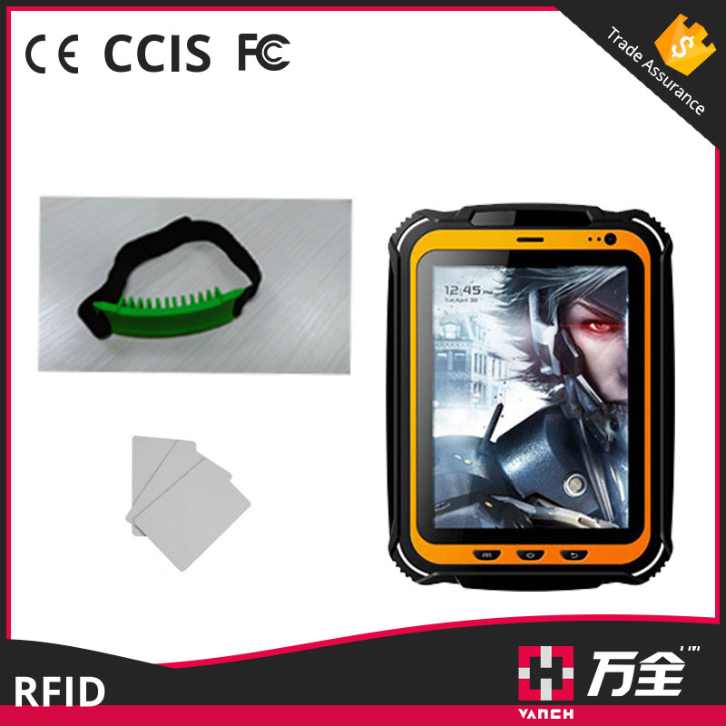 NFC android handheld/tablet/ phone/uhf rfid reader