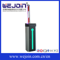 LED boom barrier for access control