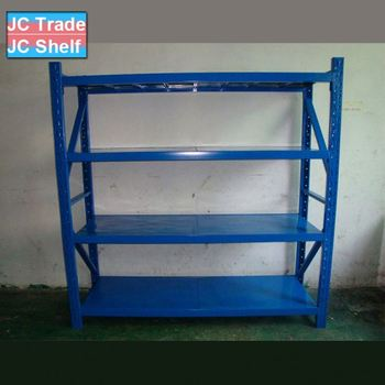 Steel Commercial Medium Duty Storage Rack Metal Rack