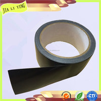 cheap PVC custom black printed duct tape