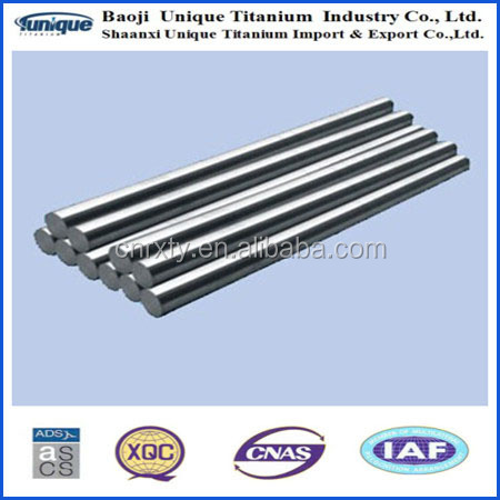 Aerospace Titanium Bar with AMS4928