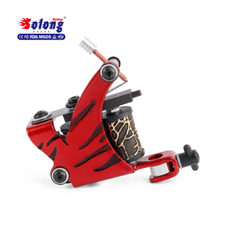 Solong tattoo New Arrival Professional alloy coils handmade shader tattoo machines