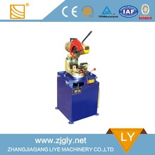 YJ-315S Hand operated steel pipe cutting machine price for factory