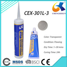Heat Resistant Silica Gel sealant for Toys