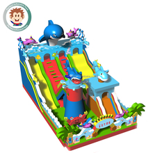 Kids china inflatable air bounce house commercial inflatable jumping pricess bouncer slide combo mini inflatable bouncy castle