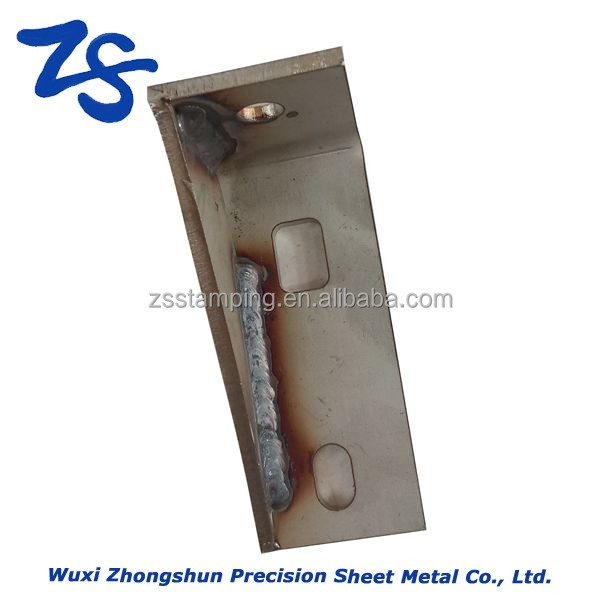Factory manufacting stainless steel 316 metal sheet fabrication machanical part for wholesales
