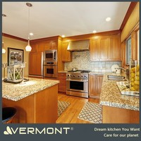 American Kitchen Cabinet & Solid Wood & Modular Kitchen Design