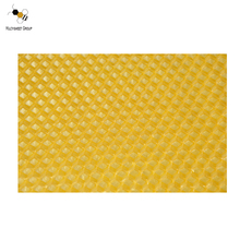 very popular and good quality beeswax foundation