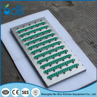 H400 new design hot sell new style can replace perforated plastic mesh panel
