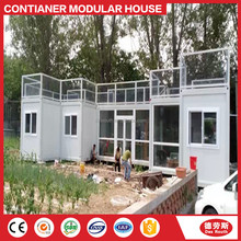 well designed economical modular container villa