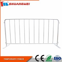 Removable Steel Crowd Control Barricade