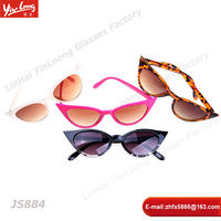 Hot Sell!!! Plastic City Vision Sunglasses