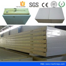 Factory popular brown cheese used pu foam freezer panels to keep fresh