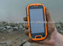 4.3inch quad core IP67 rugged waterproof cell phone S09