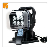 "HG-S01 7"" 50W led search light/Boat lighting accessories /12v Vehicle Auxiliary led lights"