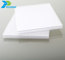 Best quality long life span polycarbonate greenhouse sheets roofing solar panel