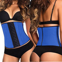 walson hot cool summer xxxl sexy movis queen size sexy lingerie upper arm shape fajas colombianas latex waist trainer