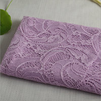 2015 new retail warp knitted technics elastic nylon material lace fabric 8806