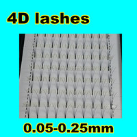 80 eyelashes extension professional tweezerman tweezers 4D lashes extension