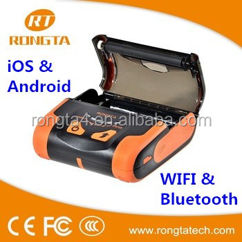Bluetooth+USB Rongta 3 inch Portable Wifi PrinterRPP300 supoort IOS and Android