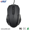 JRD YM07 Best wired optical mouse black best quality optical mouse cheap3d wired optical mouse