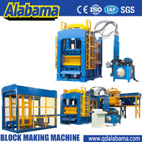 excellent performance China top quality high quality eco laterite brick machine