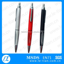 LT-Y959 Cheap Vivid color promotional anodized aluminum pen