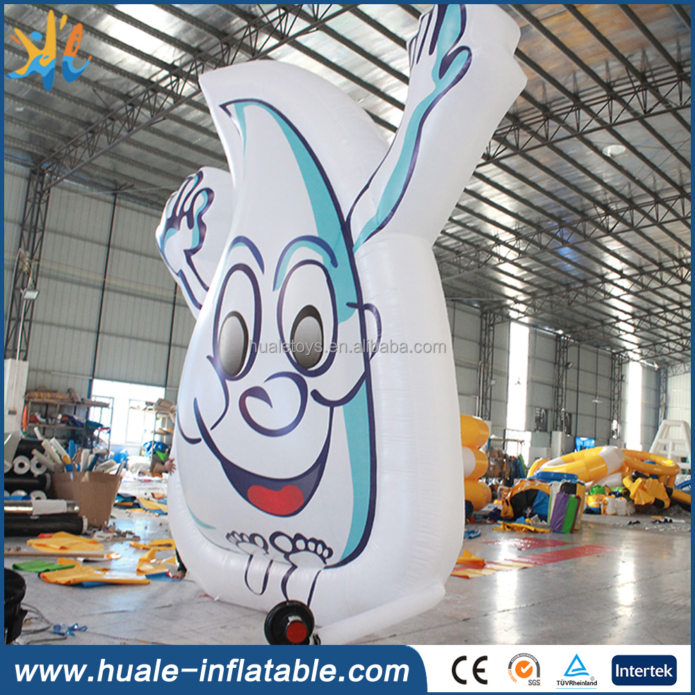 inflatable water model, inflatable advertising model for sale