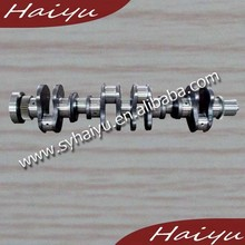 4934862 hot silver truck ISDE diesel engine crankshaft