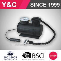wholesale or retail for europe and asia market 250psi tire inflator car mini air compressor used car air compressor