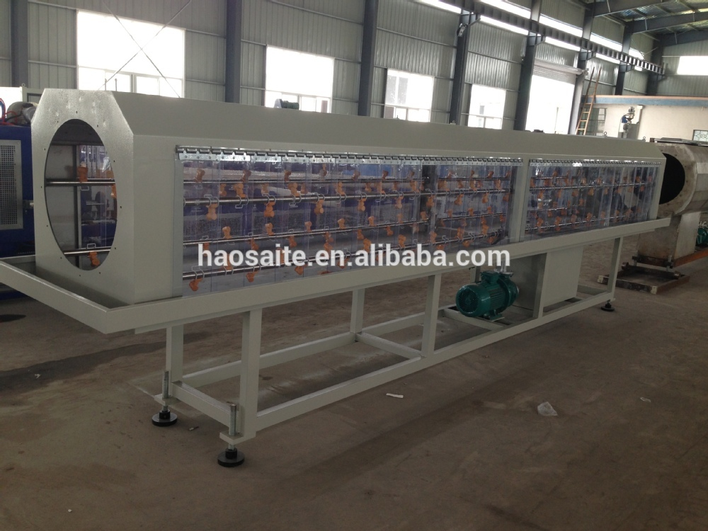 durable and practical PVC pipe extrution line with CE ISO certification