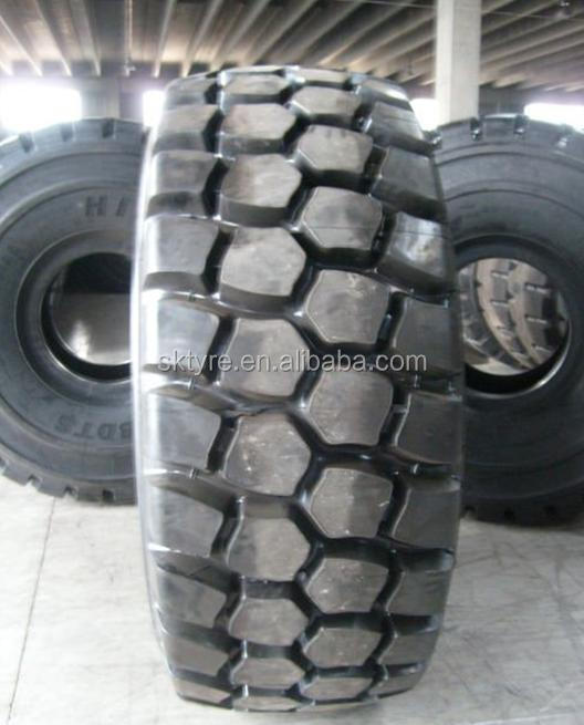 All steel radial truck tire 29.5R25 E4