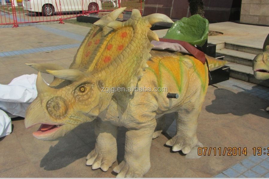 Best Quality Crafts Dinosaur Radio Control Baby Ride