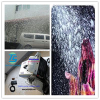 DISCO perfect quality 1500W Snow machine