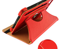 "New Universal 360 Degree Rotate Leather Case Cover Stand for Android Tablet 7"" inch Tab Case"
