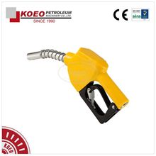 120L Auto Fuel Nozzle for Fuel Dispenser with 5 Color Insulator