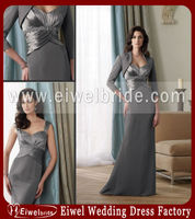 M028 Brown Mother Of The Bride Dresses