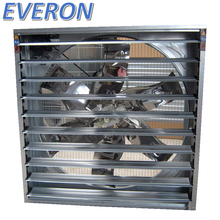 Automatic industrial greenhouse and poultry farm exhaust fan