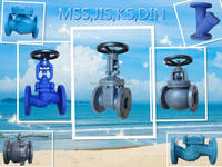 API Cast Iron Non Rising Stem Gate Valve