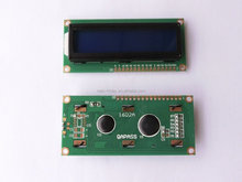 16 X 2 Dots Format +5V Power Supply 1602 LCD Display