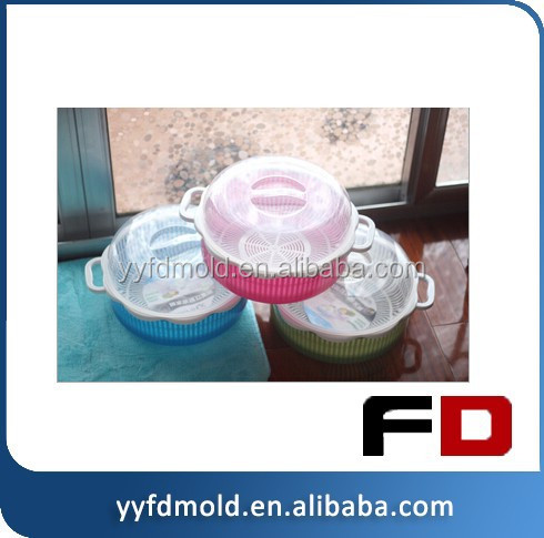 vegetable crates mould,fruit basket mold,high quality plastic stackable crate/case/box/container mould